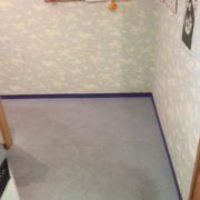 トイレ内で車椅子を転回できるスペースがあります。