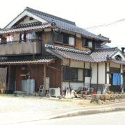 お店は古民家の1階です。