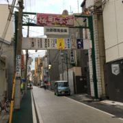 お店は桜町本通から歩いて2分の場所にあります。