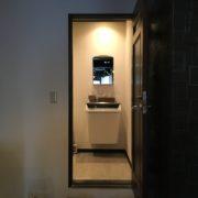 トイレの入口
