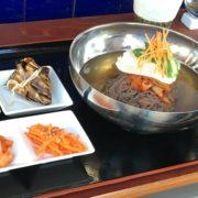 韓国冷麺です♪